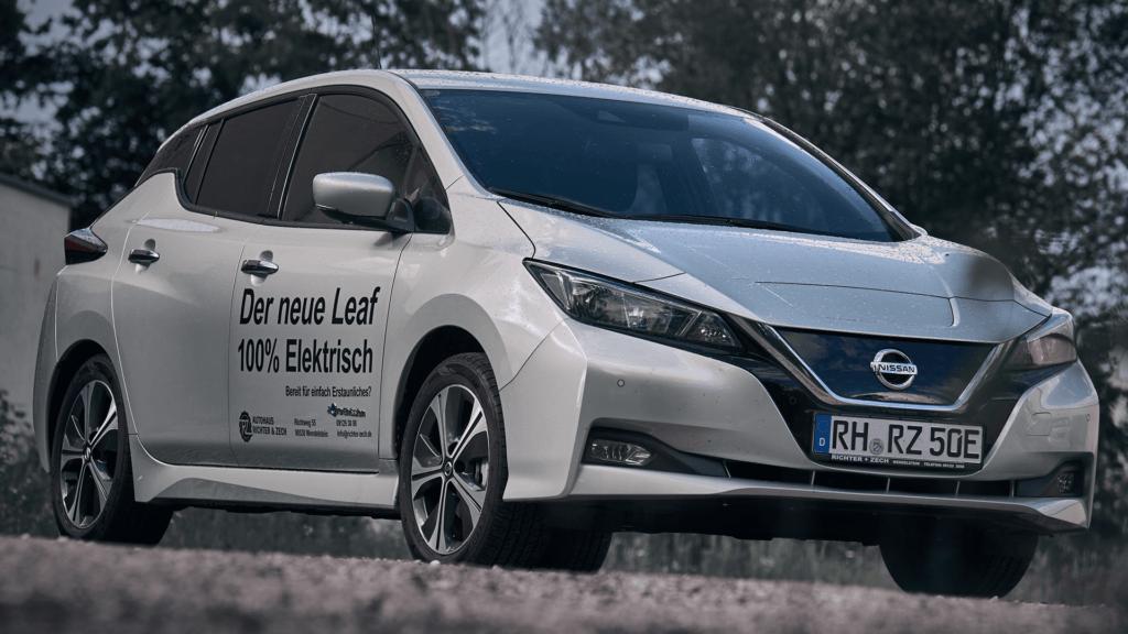RZ Nissan Leaf
